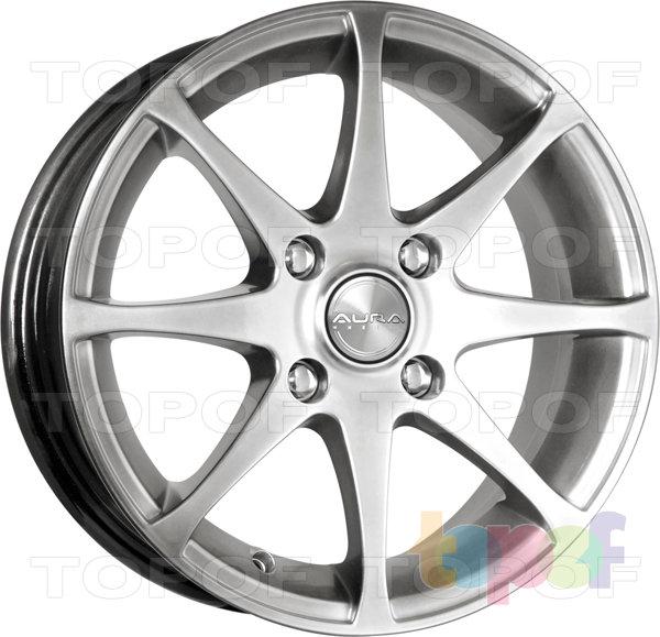 Колесные диски КиК Полярис. Изображение модели #1