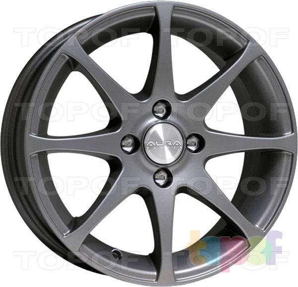 Колесные диски КиК Полярис. Изображение модели #2