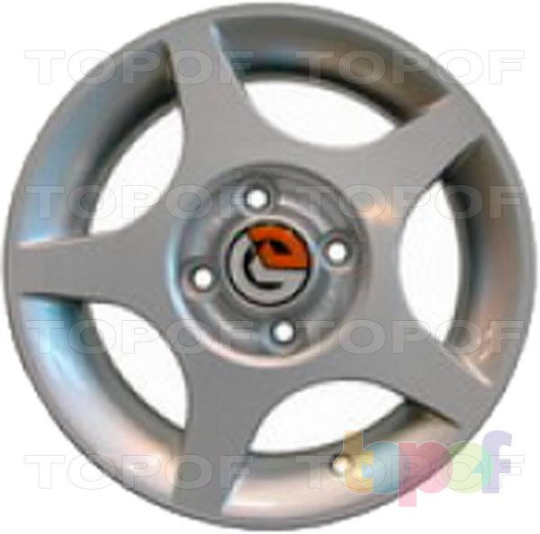 Колесные диски КиК Прима. Изображение модели #1