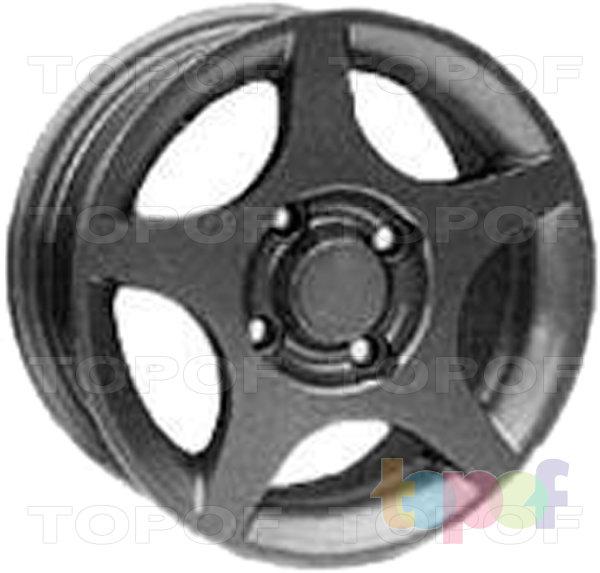 Колесные диски КиК Прима. Изображение модели #2