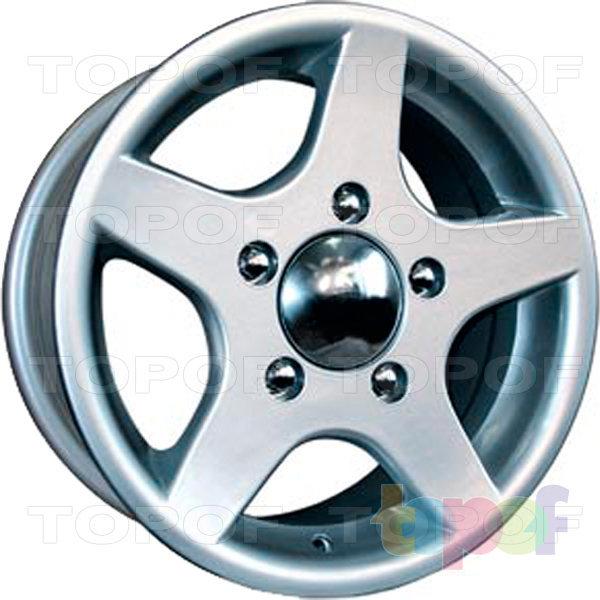 Колесные диски КиК Привал 2. Изображение модели #2
