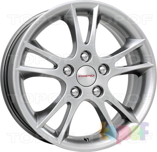 Колесные диски КиК R5. Изображение модели #2
