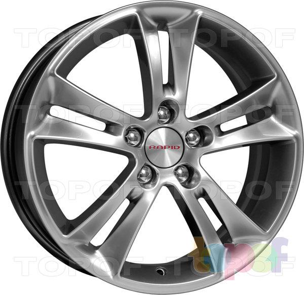 Колесные диски КиК Ред-тауэр. Изображение модели #1