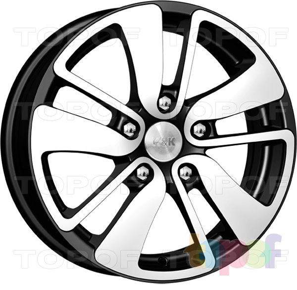 Колесные диски КиК Редан. Изображение модели #1