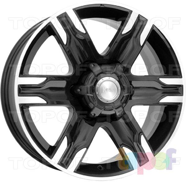 Колесные диски КиК Риальто