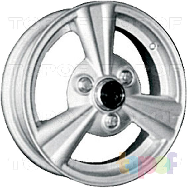 Колесные диски КиК Рим. Изображение модели #1