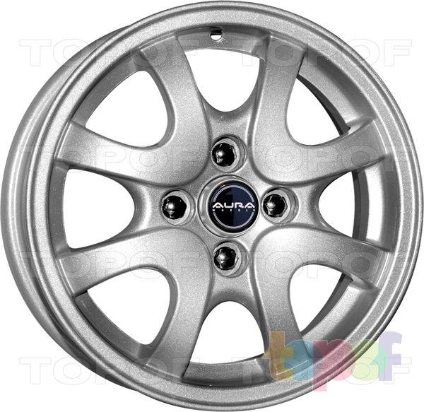 Колесные диски КиК Родос. Изображение модели #1