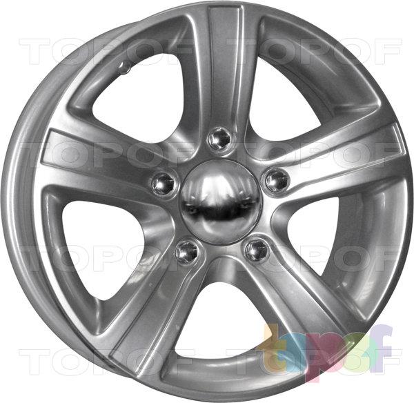 Колесные диски КиК Сафари. Изображение модели #1