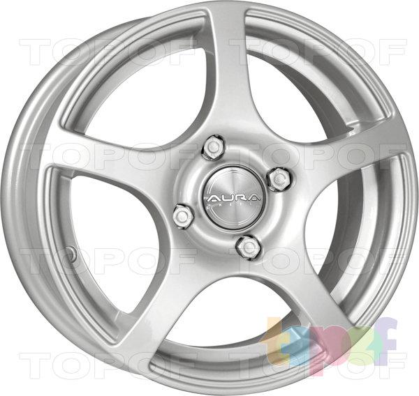 Колесные диски КиК Салют Нова