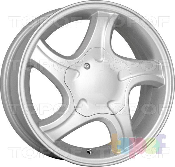 Колесные диски КиК Санвэй. Изображение модели #1