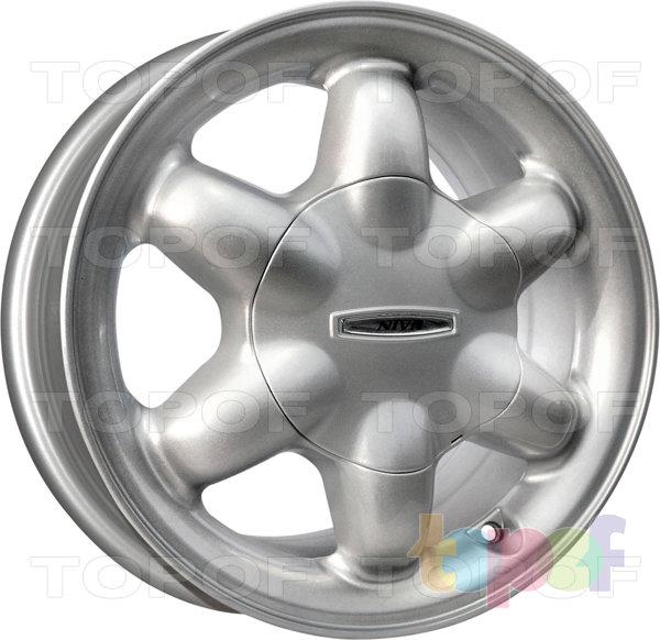 Колесные диски КиК Секунда. Изображение модели #1