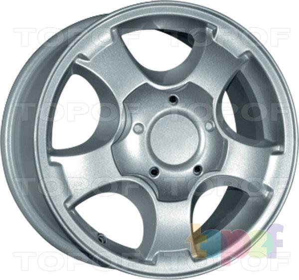 Колесные диски КиК Секвойя. Изображение модели #1