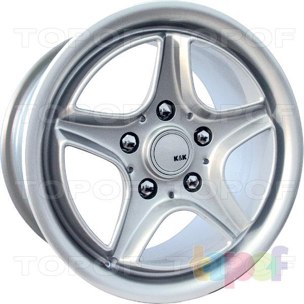 Колесные диски КиК Шериф. Изображение модели #1