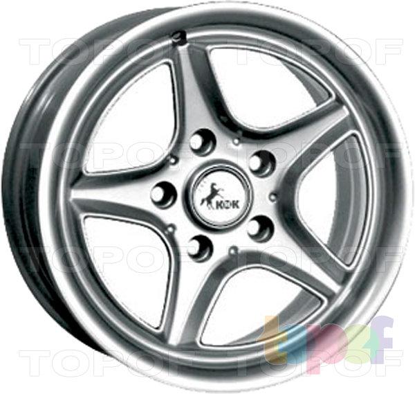 Колесные диски КиК Шериф. Изображение модели #2