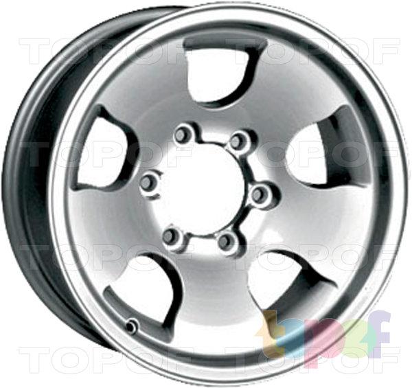 Колесные диски КиК Софит. Изображение модели #1