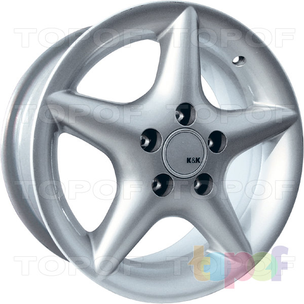 Колесные диски КиК Софтлайн. Изображение модели #1