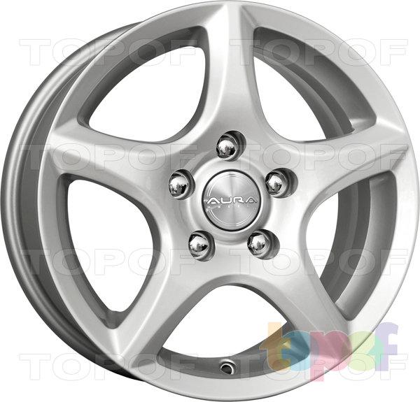 Колесные диски КиК Софтлайн Нова. Изображение модели #1