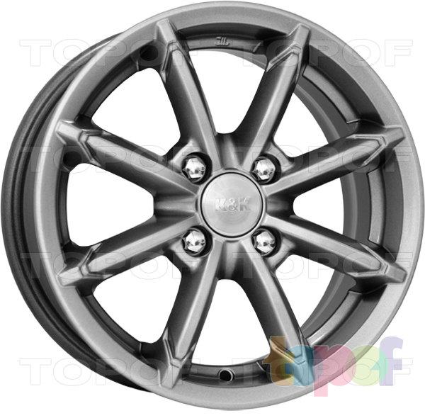 Колесные диски КиК Sportline. Изображение модели #2