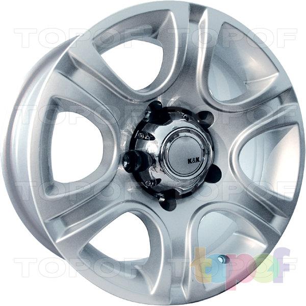 Колесные диски КиК Талисман