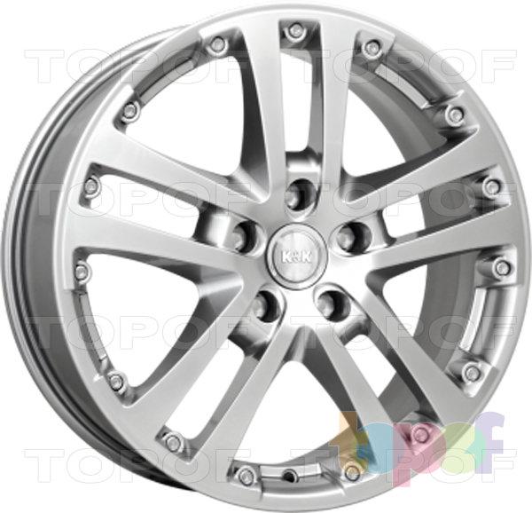 Колесные диски КиК Центурион. Изображение модели #2