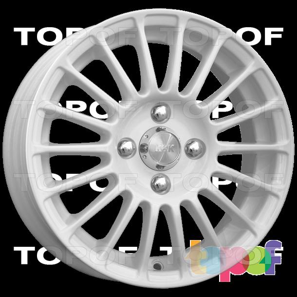 Колесные диски КиК Турнео. Изображение модели #1