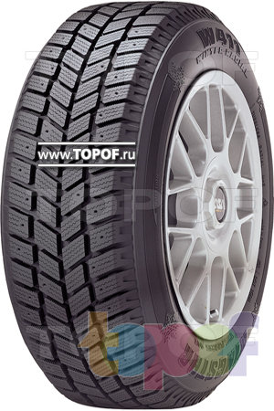 Шины Kingstar Winter Radial W411. Изображение модели #1