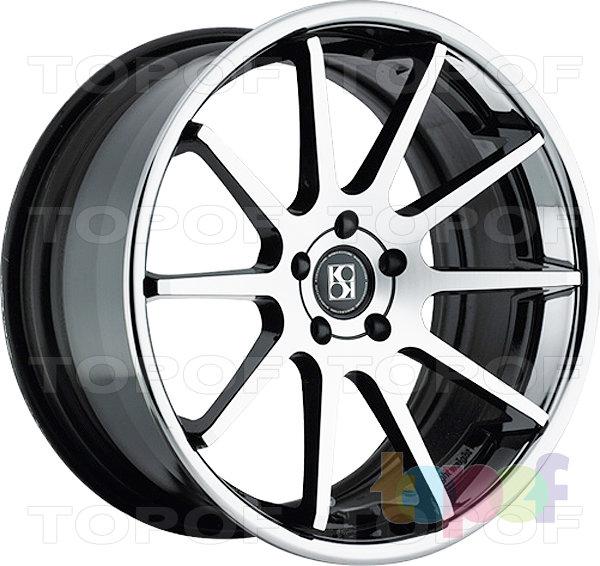 Колесные диски KOKO Kuture Lindos. Изображение модели #1