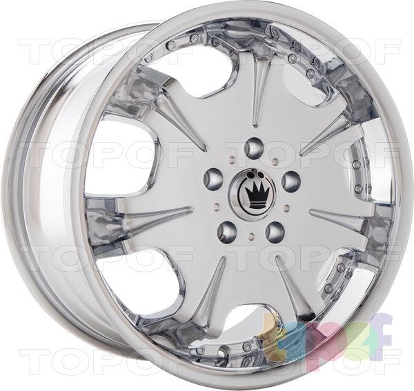 Колесные диски Konig Blix EU5 (SF95)