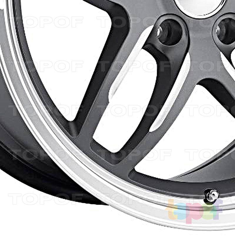 Колесные диски Konig Bravo (SK93). Изображение модели #3