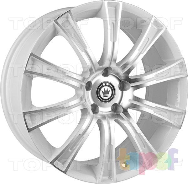 Колесные диски Konig Crown (SL43). Цвет WFP
