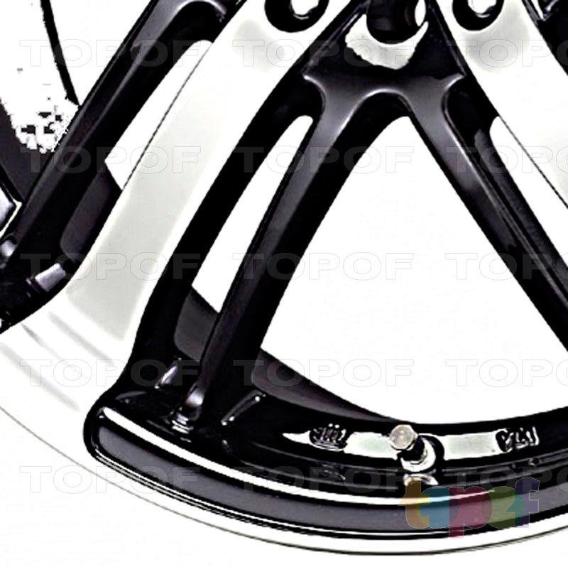 Колесные диски Konig Further 5 (SF68). Изображение модели #1