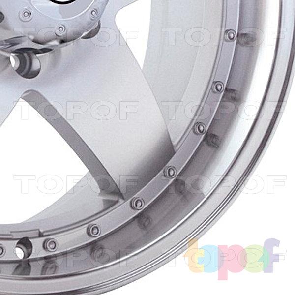 Колесные диски Konig Highroad (SH03). Декоративные болты