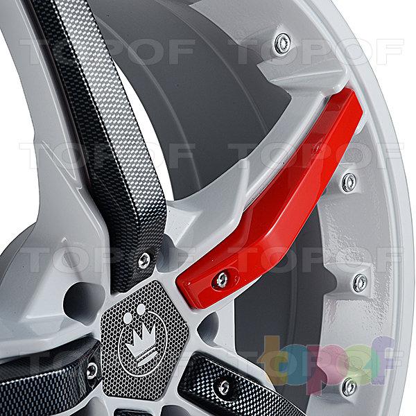 Колесные диски Konig Hotswap (SF91). Изображение модели #5