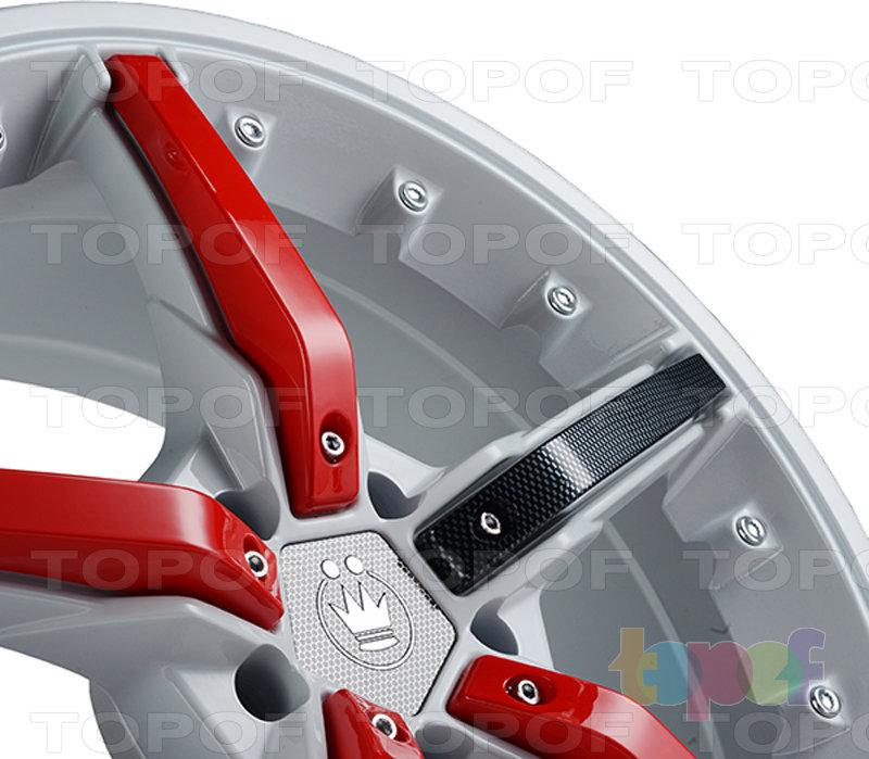Колесные диски Konig Hotswap (SF91). Изображение модели #6