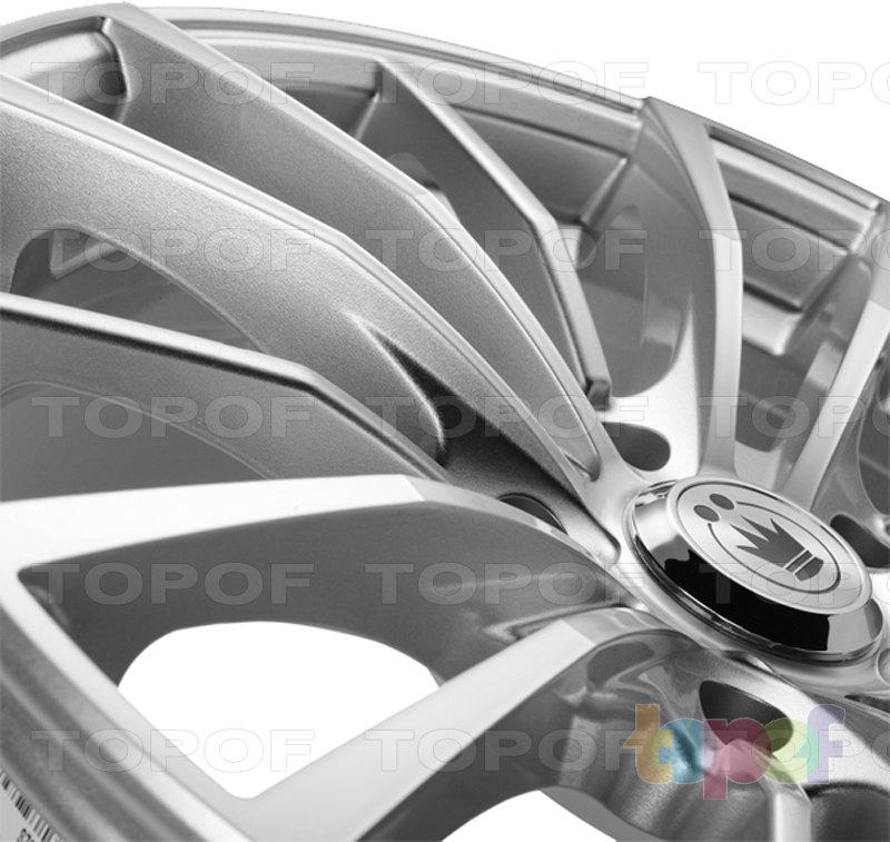 Колесные диски Konig Icicle (SK01). Цвет FSFPZ