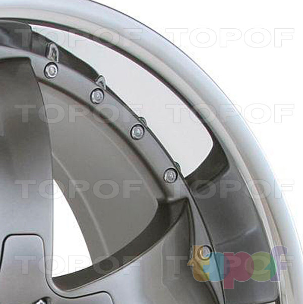 Колесные диски Konig Kontakt (SF22). Изображение модели #1