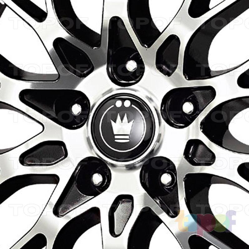 Колесные диски Konig Lace (S931). Крепежные отверстия крупно
