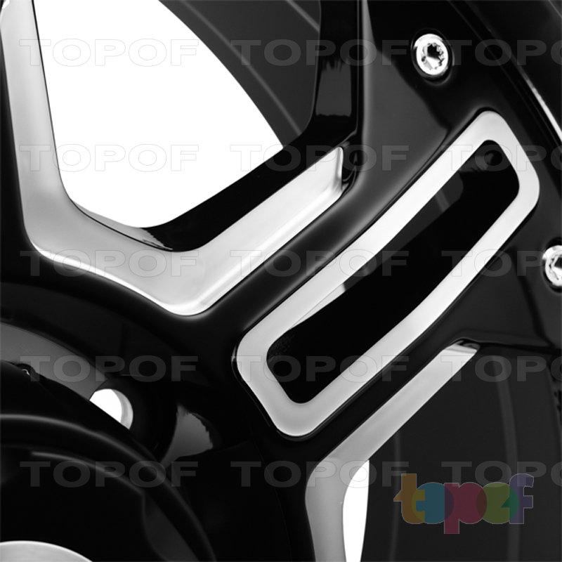 Колесные диски Konig Locknload (S891). Изображение модели #2