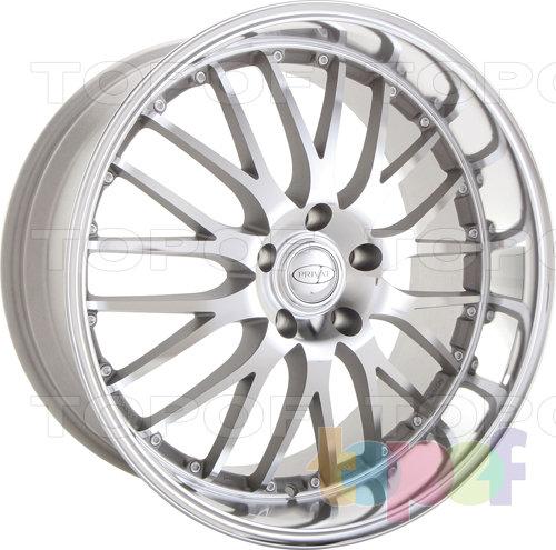 Колесные диски Konig Netz. Изображение модели #1
