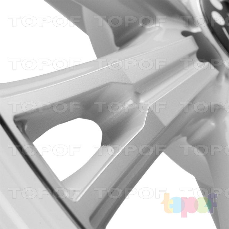 Колесные диски Konig Spangle (SK72). Изображение модели #2