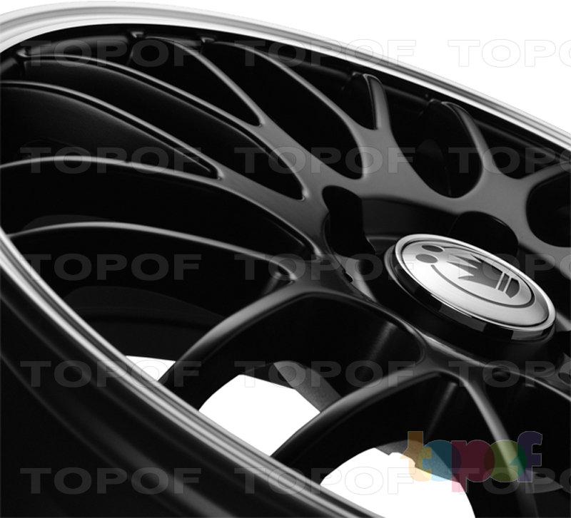 Колесные диски Konig Spider Net (SJ29). Изображение модели #2