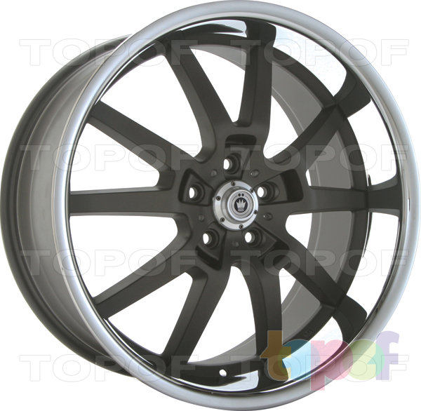 Колесные диски Konig Stampede (SF19). Цвет Race Grey