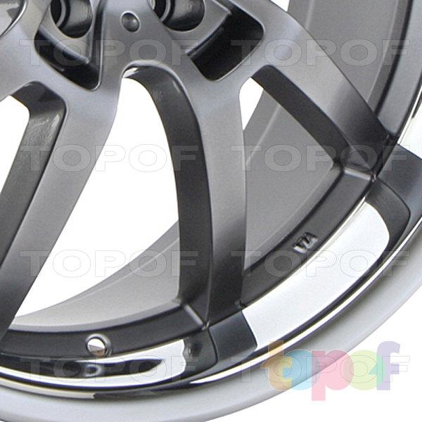 Колесные диски Konig Stampede (SF19). Изображение модели #2