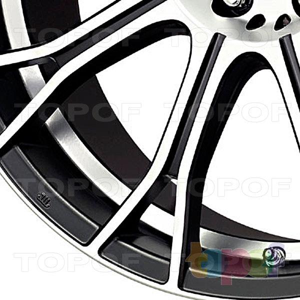 Колесные диски Konig Swurve (SH09). Изображение модели #2