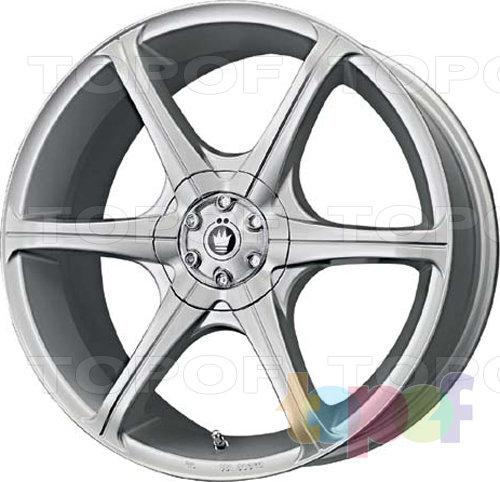 Колесные диски Konig Verdict. Изображение модели #1