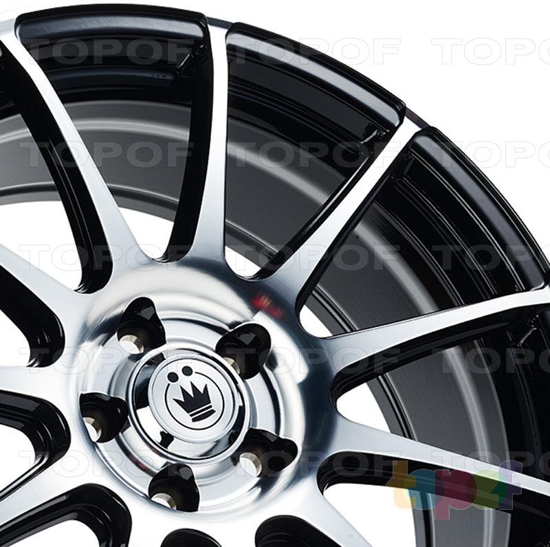 Колесные диски Konig Vertigo (N701). Изображение модели #1
