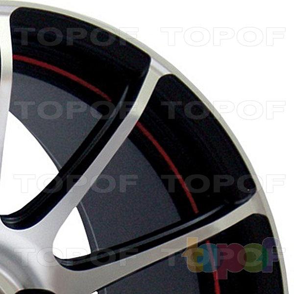 Колесные диски Konig Zero In (S846). Изображение модели #1