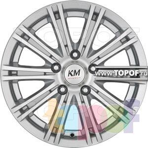 Колесные диски Kormetal Challenger (KM 684). Изображение модели #2