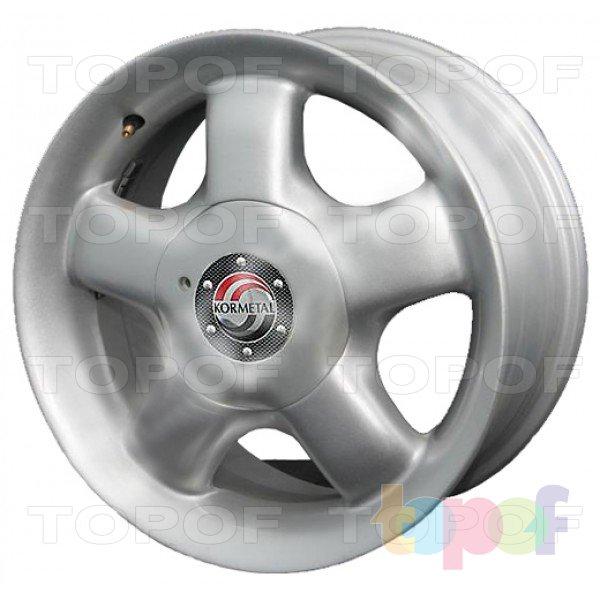Колесные диски Kormetal KM 255