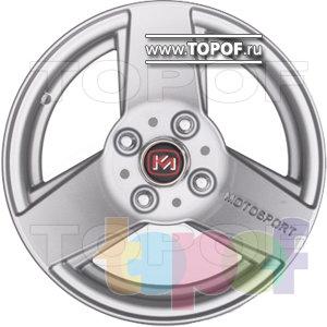 Колесные диски Kormetal Motosport (KM 516). Изображение модели #1